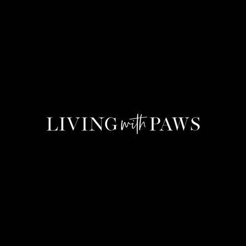 Living with Paws - Take the challenge to design a logo for a luxury brand in the pet industry.