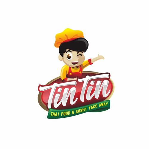 Tin Tin Thai Logo