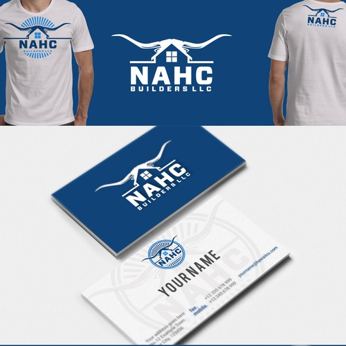 Logo for NAHC BUILDER.