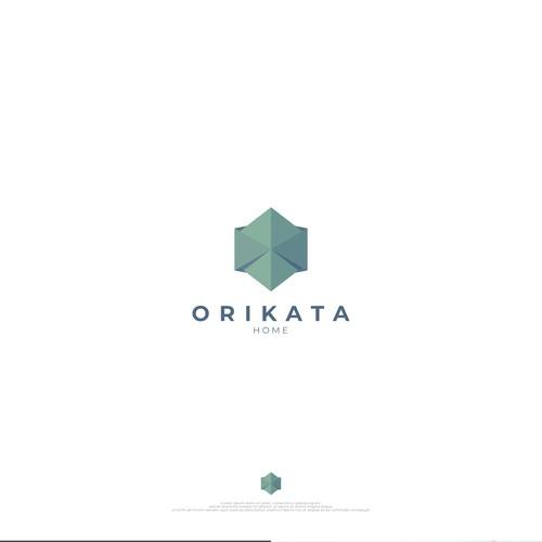 Orikata Bold Logo