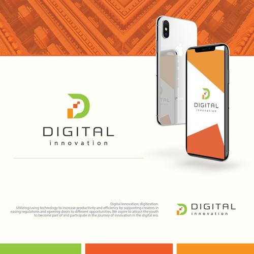 Digital logo.