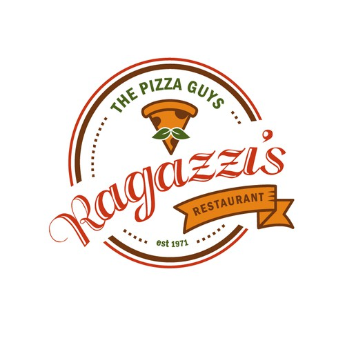 Create a winning logo design for Ragazzi's. We'll recommend you to all our friends.