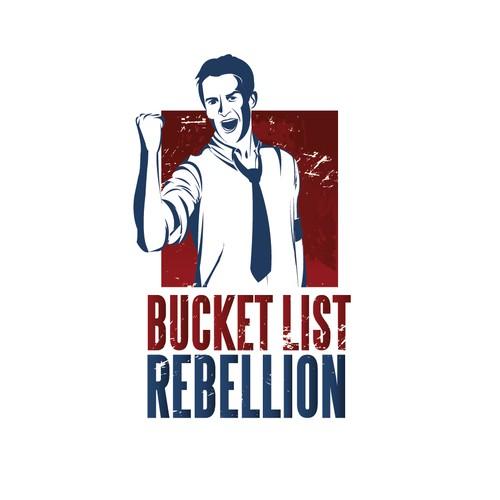 Help Bucket List Rebellion with a new logo