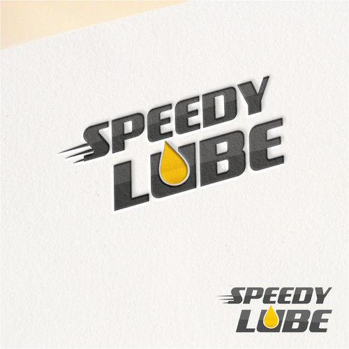 Speedy Lube Logo