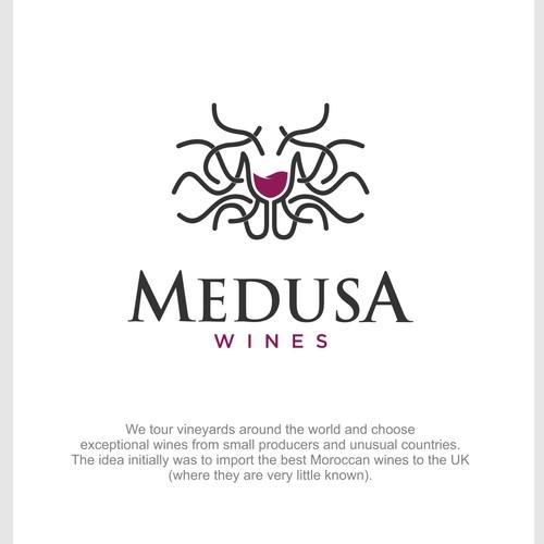Medusa wine