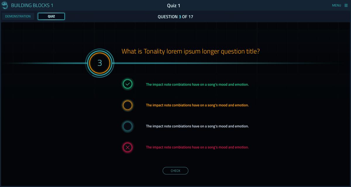 Audible Genius - Part 6 - Quiz