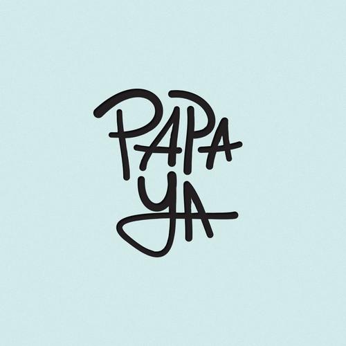 Handwritten logo for pop music group