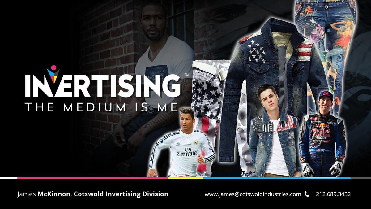 Invertising - Media Kit