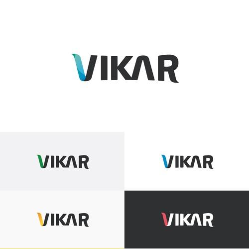 logo VIKAR