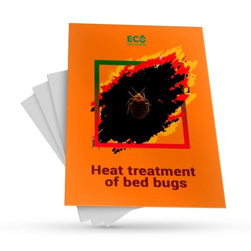 Design folder for bedbug research