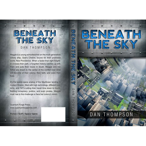 Beneath The Sky by Dan Thompson