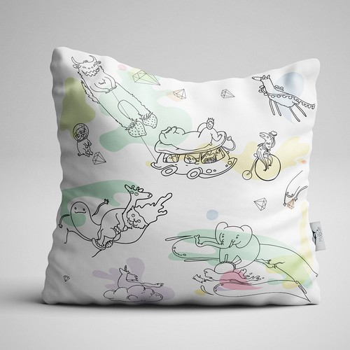 idea for kid bed linen