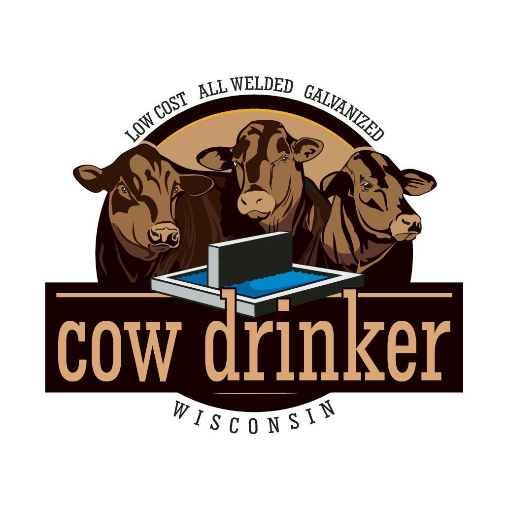 A modern drinker for beef cattle
