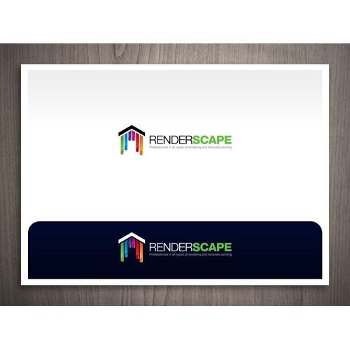 RenderScape Logo