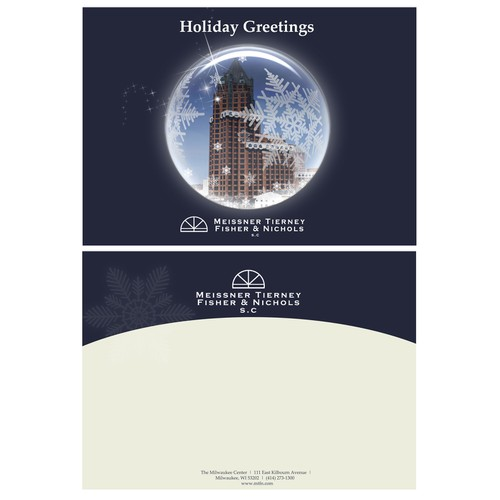 Law Firm Holiday Card