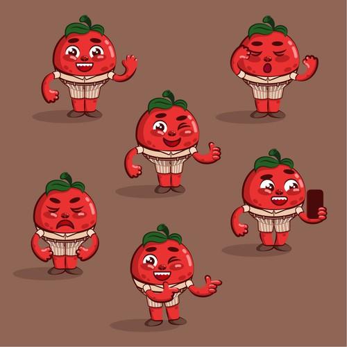 Mr Tomato