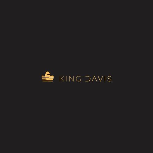 Logo concept for KING DAVIS