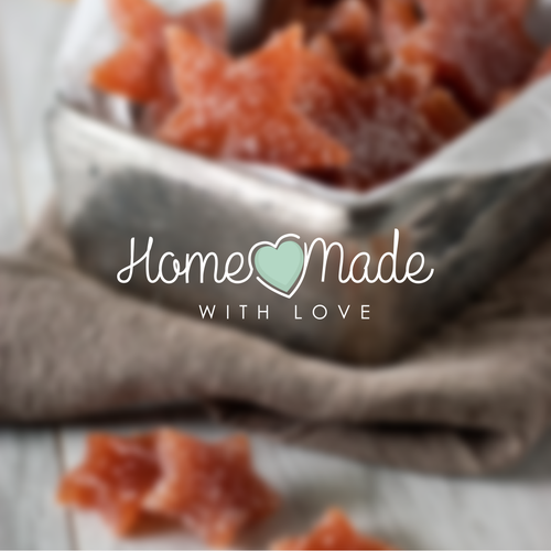 Design a recognizable Logo for a Food and Home Blog!