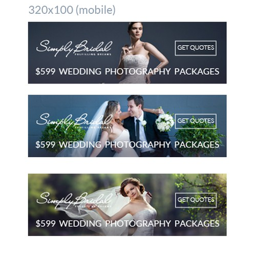 wedding Photography Banner