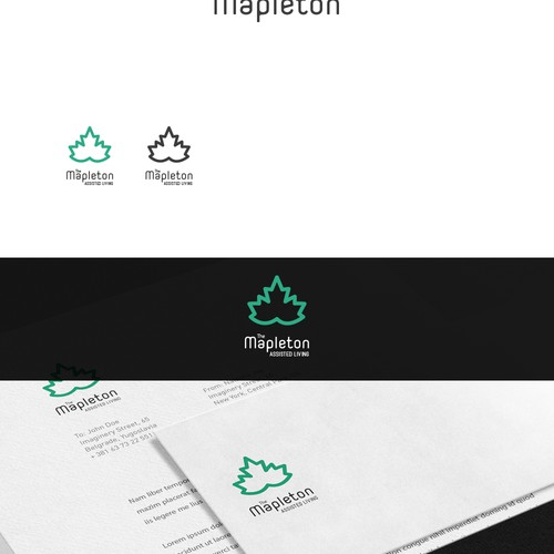 Logo Concept for real estate agency