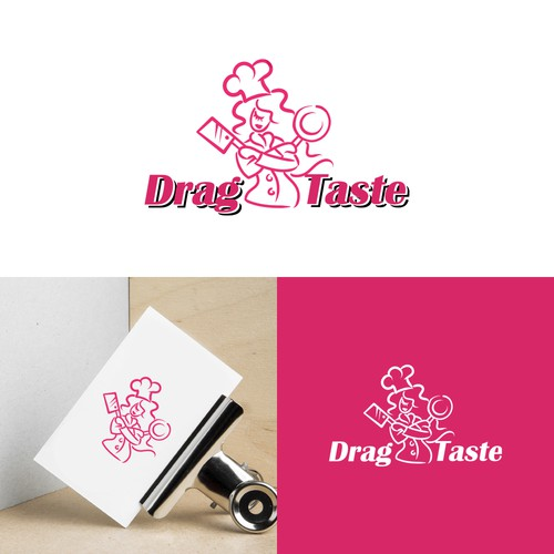 Logo Entry for Drag Restaurant