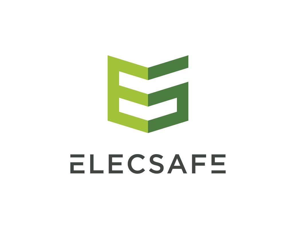 ELECSAFE services wants a modern sleek logo!
