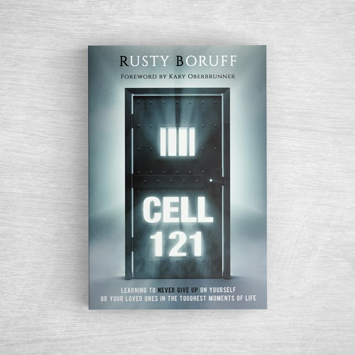 Cell 121 Book Cover