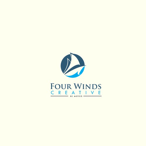 Blow me away! Help Four Winds Creative define our brand and logo.