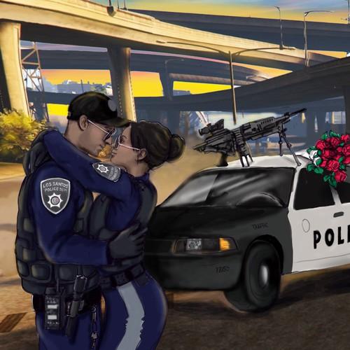cops love