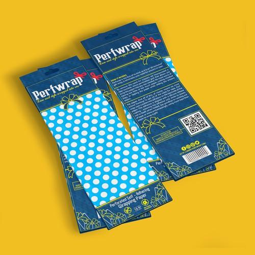 Perfwrap Product Packaging