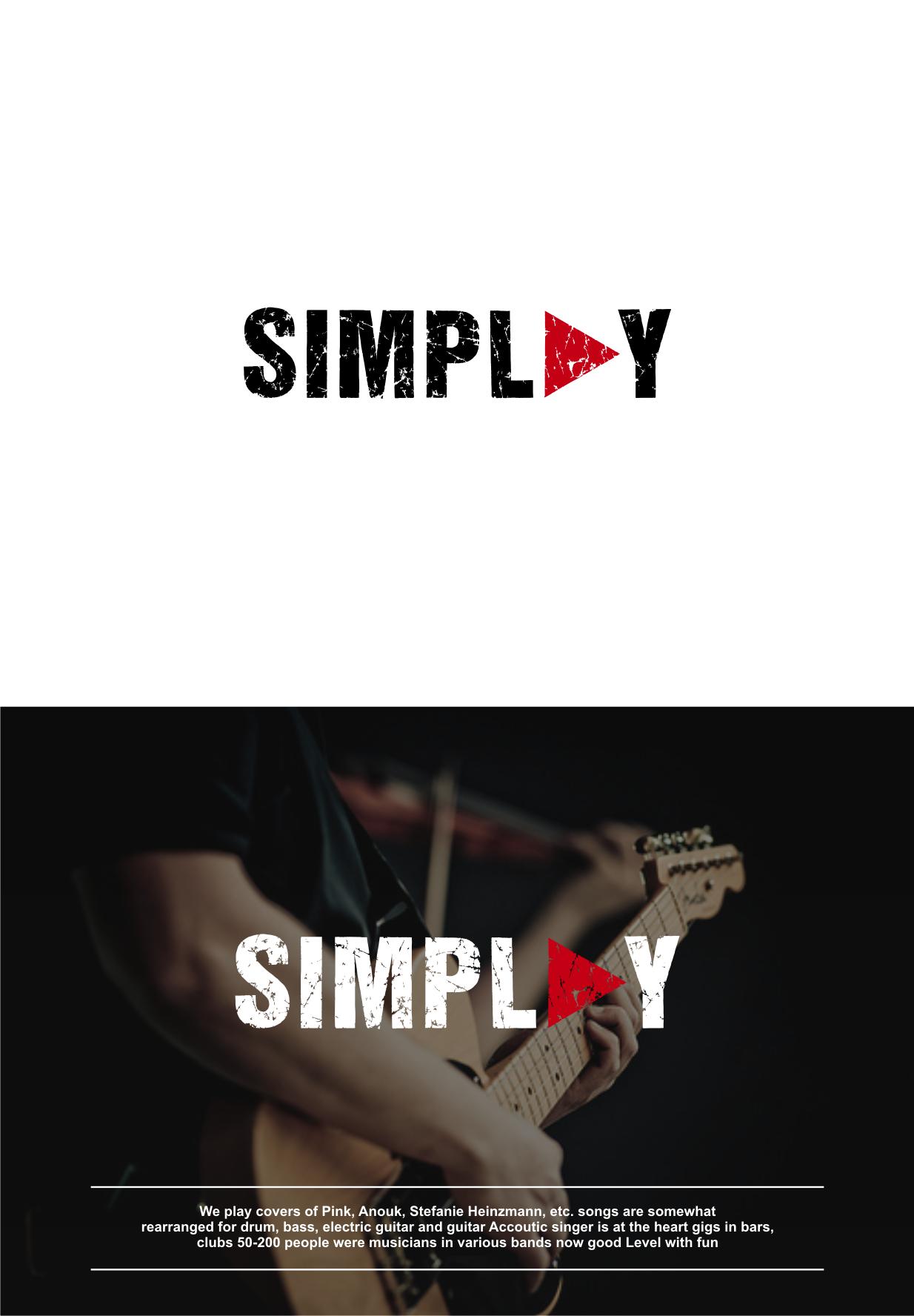 Coole Band braucht cooles Logo