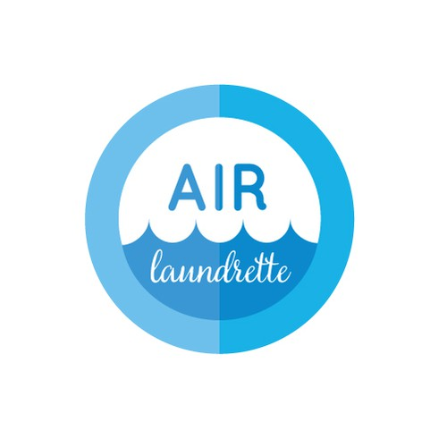 Create a market leading laundry business logo