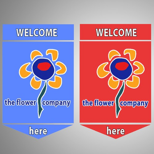 The Flower Company needs a new signage