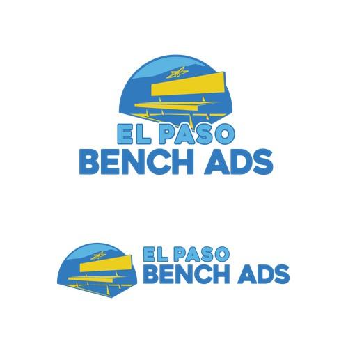 Logo Concept for El Paso Bench Ads