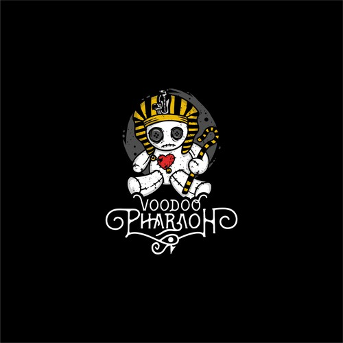Logo Concept for Voodoo Pharaoh