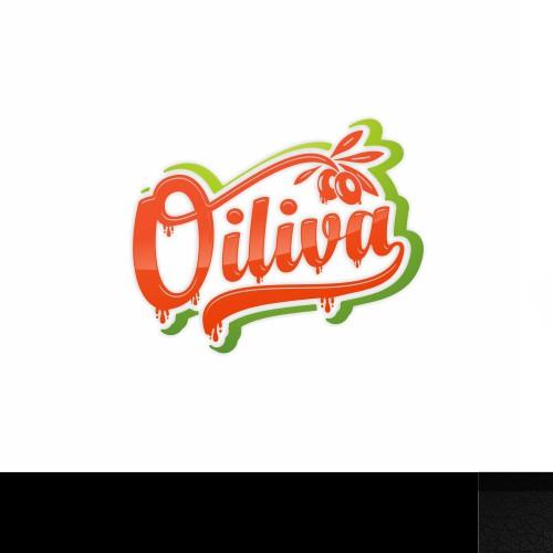 Diseño logotipo Oiliva