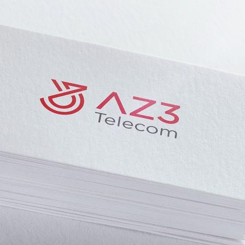 Logo & BIP for Telecommunication company: www.az3.com/telecom