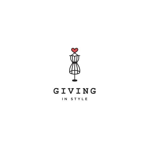 Logo design for Fundraiser fashion show