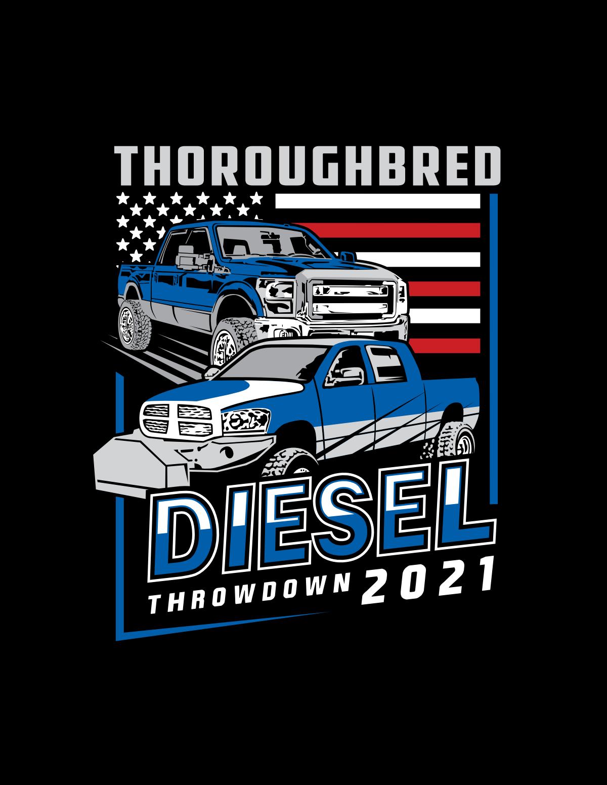 Thoroughbred Diesel Throwdown 2021