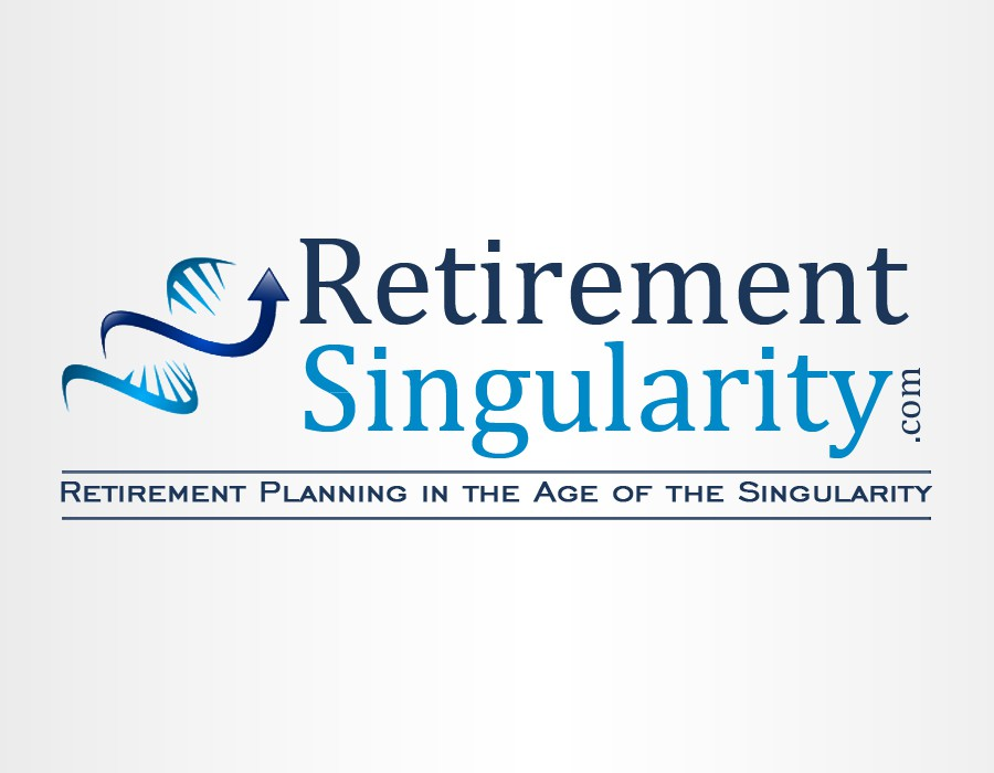 Help Retirement Singularity with a new logo