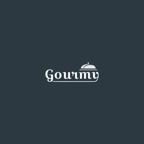 Gourmet restaurant logo