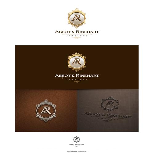 Create the next logo for Abbot & Rinehart Jewelers