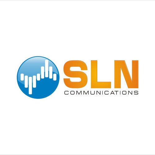 New logo for SLN Communications LLC