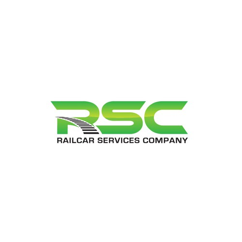 Logo concept for Railcar Services Company