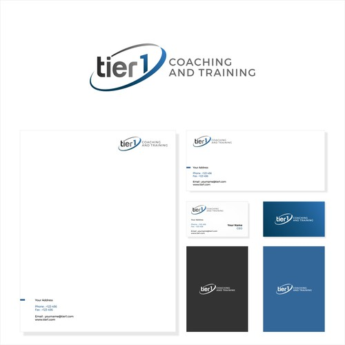 Logo for Tier1 Coaching and Training
