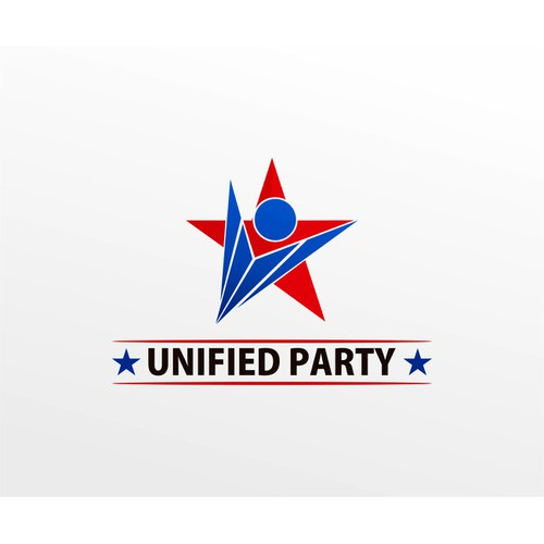 Create a striking logo with our words for our local political party.