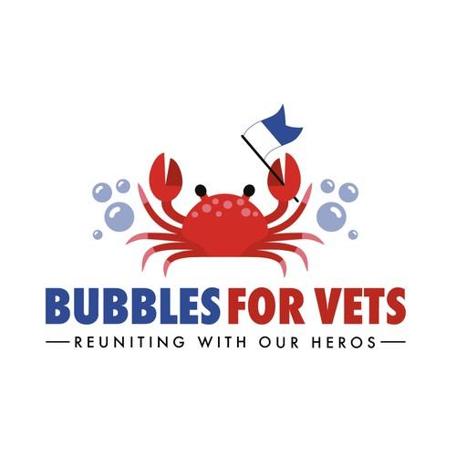 Logo | Bubbles for Vets