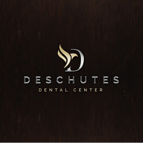 Logo for a state-of-the-art dental office