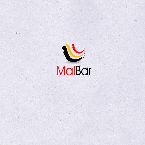 Logo concept for art studio