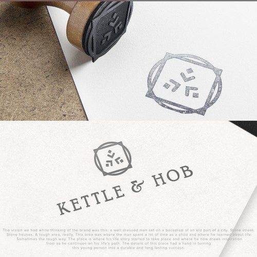 kettle and hob
